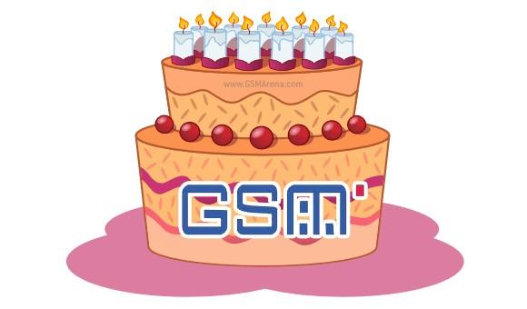 Технологии GSM исполнилось 20 лет<br />