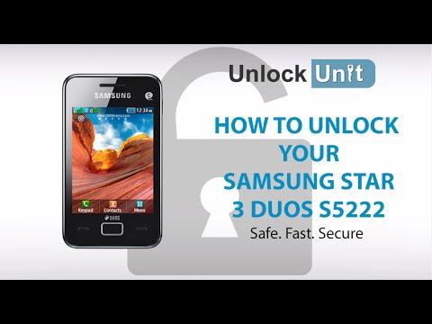 Codes Unlock Samsung phones