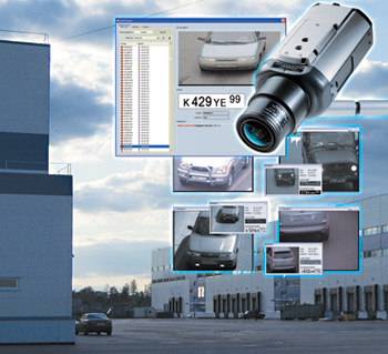 Features of video surveillance