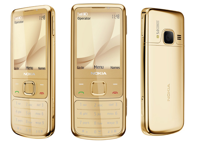 Nokia 6700 Gold slider China