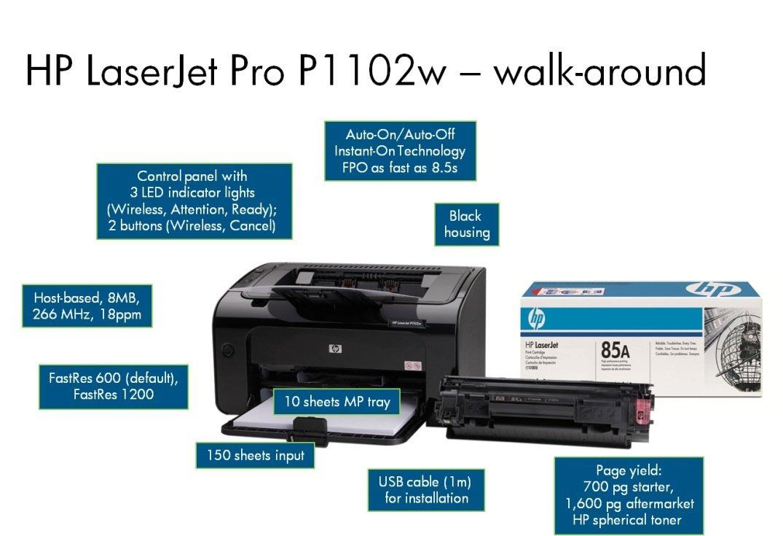 Драйвер принтера hp laserjet 1132