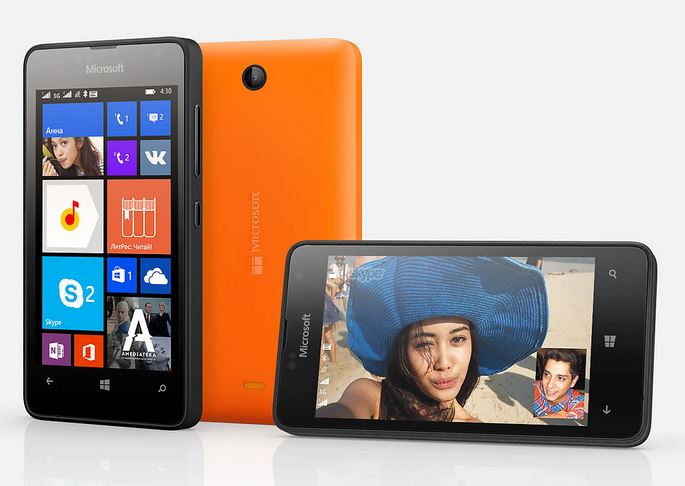 new phone Lumia 430