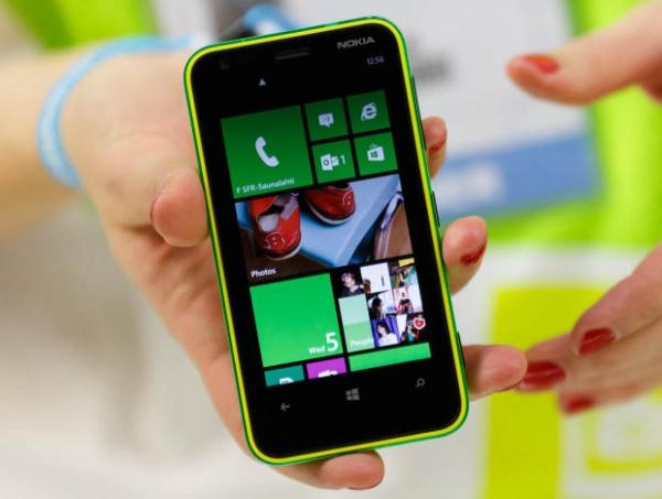 The new Nokia 2015 model lyumiya