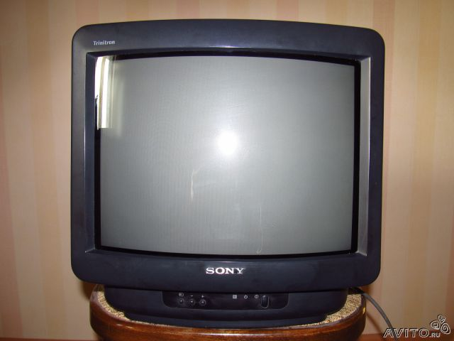 и телевизоры Сони. Схема