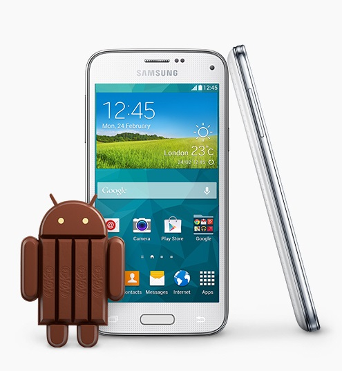 Touchscreen smartphone Samsung DUOS