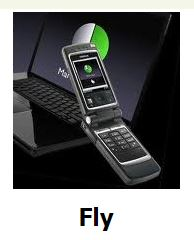 control phone Fly from pc