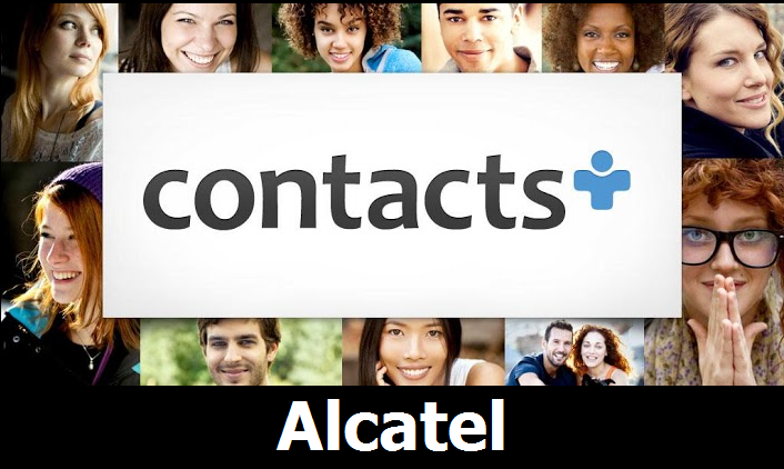 Contacts copy phone Alcatel 2008g silver