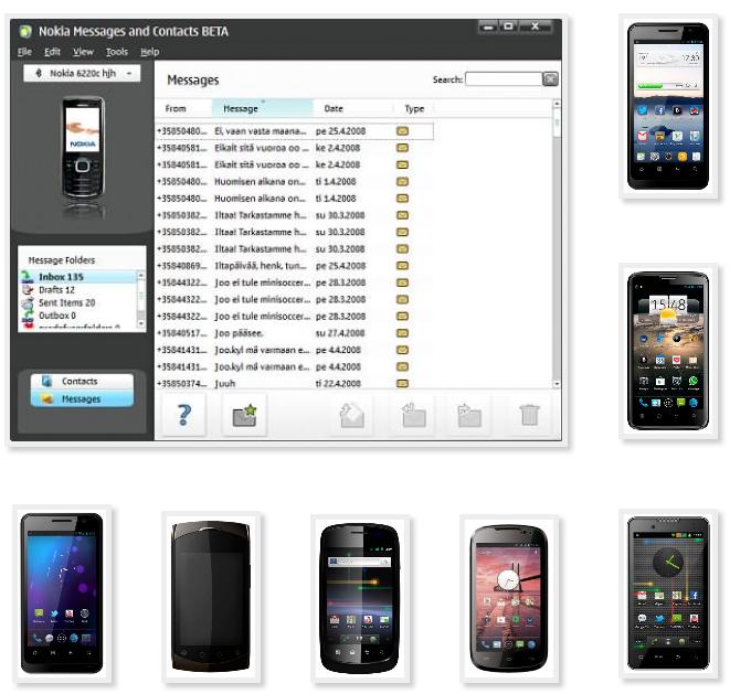 универсальные программы для телефонов