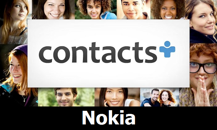 Contacts copy phone Nokia 5228