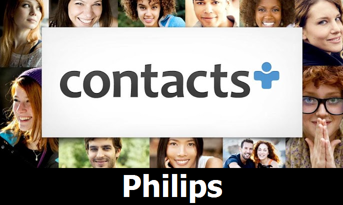 Contacts copy phone Philips w732