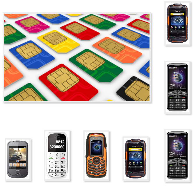 Phone TeXet copy to transfer to contact Sim card