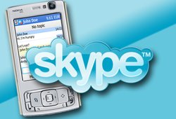 skype for phone ZTE