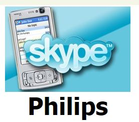 download free skype on phone Philips