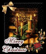 Picture postcard mms натюрморт: пять свечей на швейных катушках happy birthday