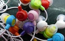 Headphones phone