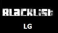 Blacklist phone LG optimus l7 dual black white p715