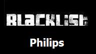 Blacklist phone Philips w732