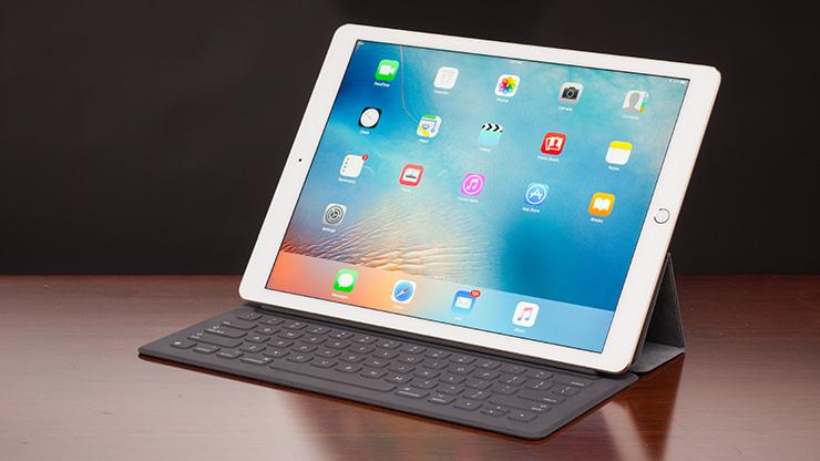 logo iPad Pro 9,7