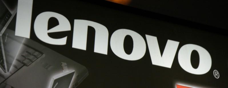 logo lenovo - website