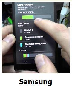 как перенести фото на карту памяти на самсунг