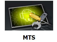 logo on phone firmware MTS