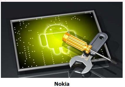 logo on phone firmware Nokia