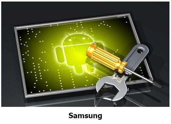logo on phone firmware Samsung