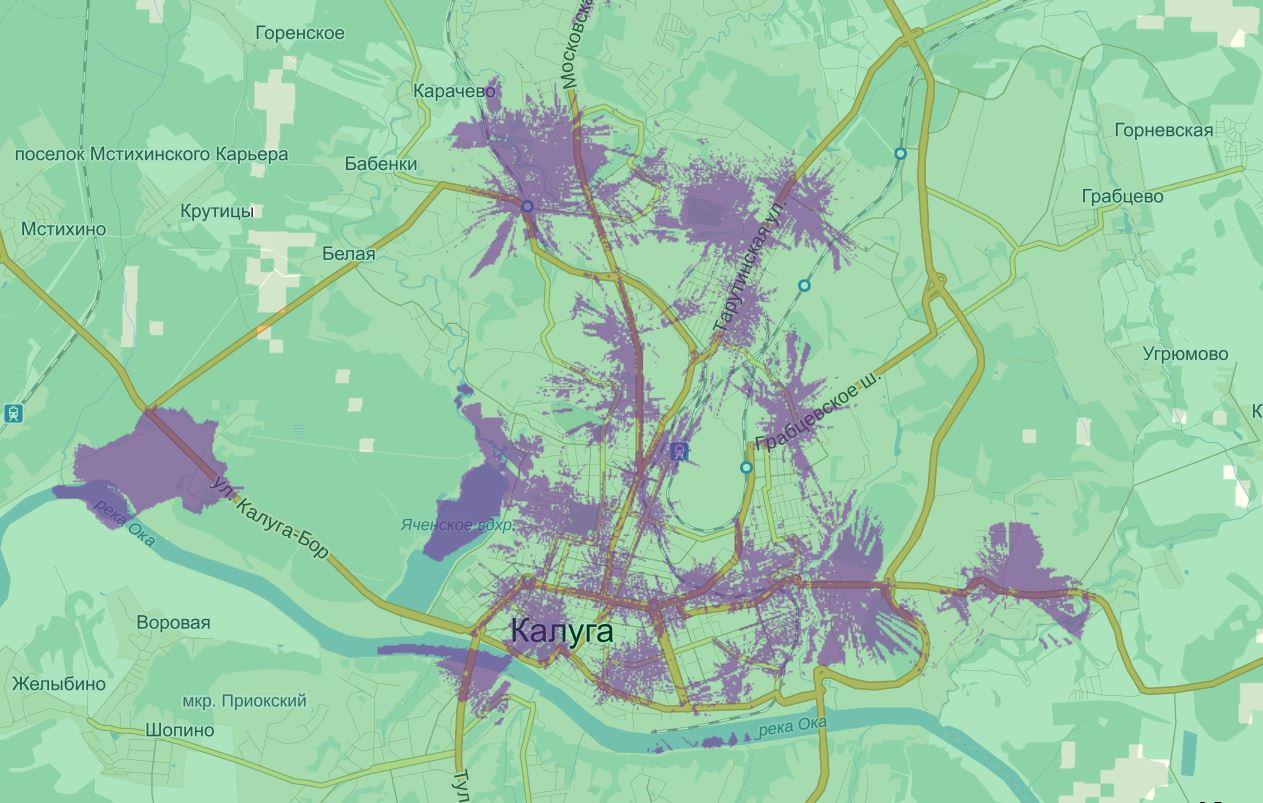 Зона покрытия 3G Как найти сети третьего поколения?