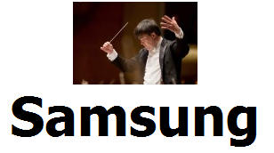 Ringing bell call phone Samsung