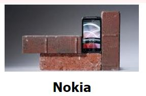 phone Nokia repair of brick