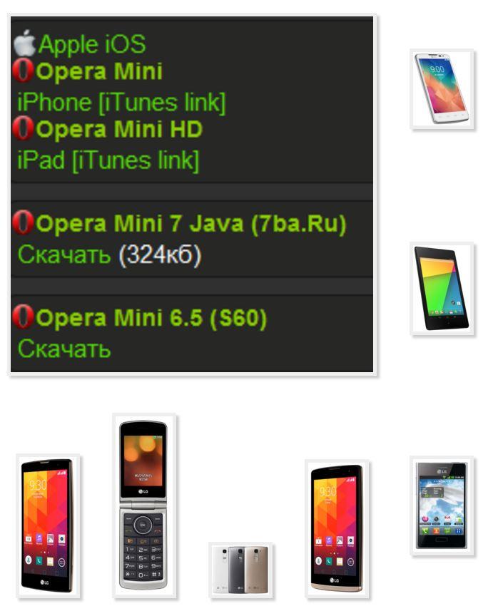 Скачать бесплатно приложения на телефон lg