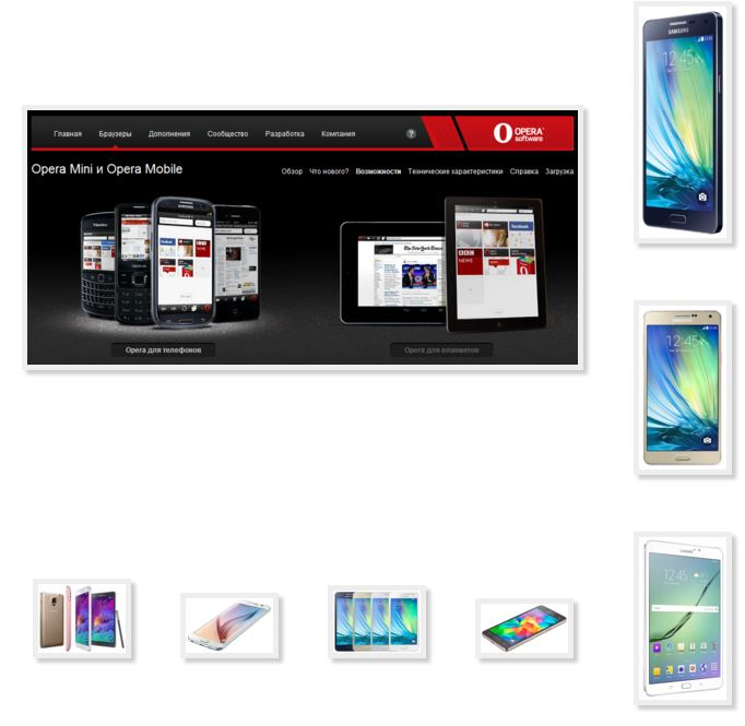 Download opera mini phone from official site for Samsung