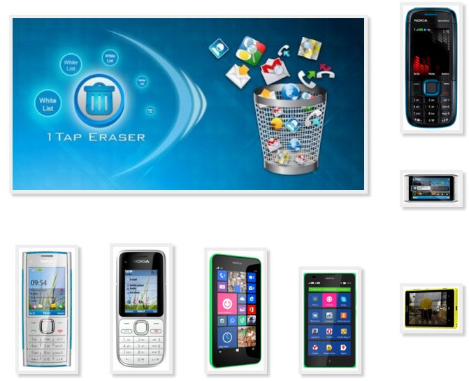 problems memory Nokia