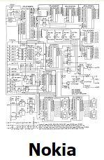 Схема сотового телефона нокиа фото 842