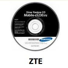 logo driver phone ZTE