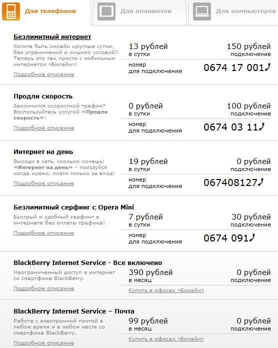 бесплатный интернет для телефона - фото 5