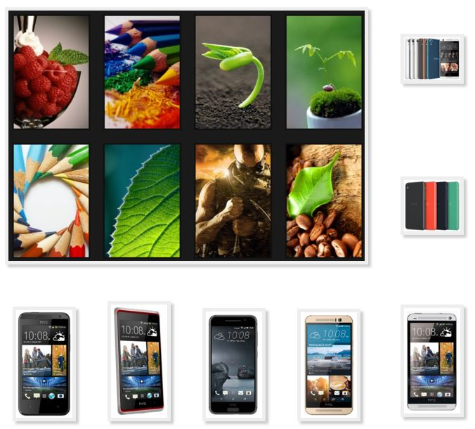 Cool picter site phone HTC