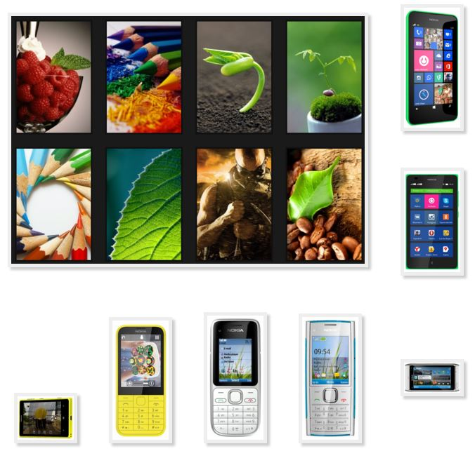 Cool picter site phone Nokia