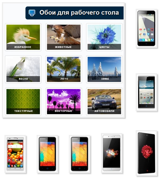 Pictures phone ZTE download free without registration advertising