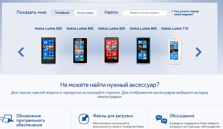 Download free instruction Nokia