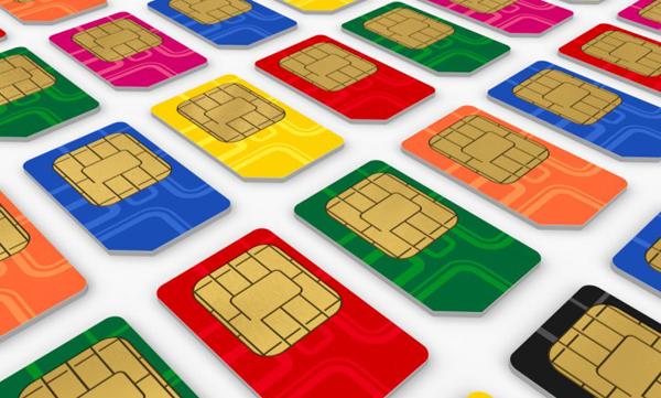 kontakt Sim card