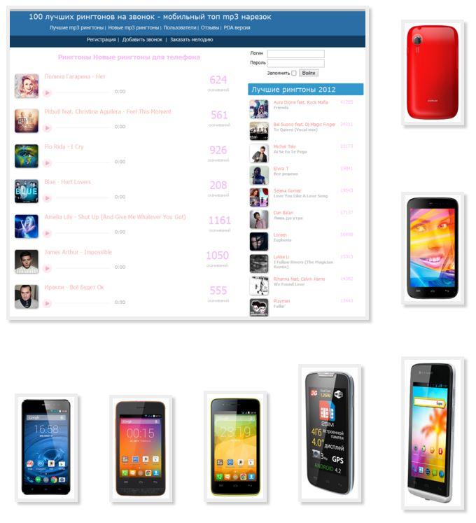 Зарубежные популярные рингтоны скачать на звонок телефона. Популярные и бесплатные...