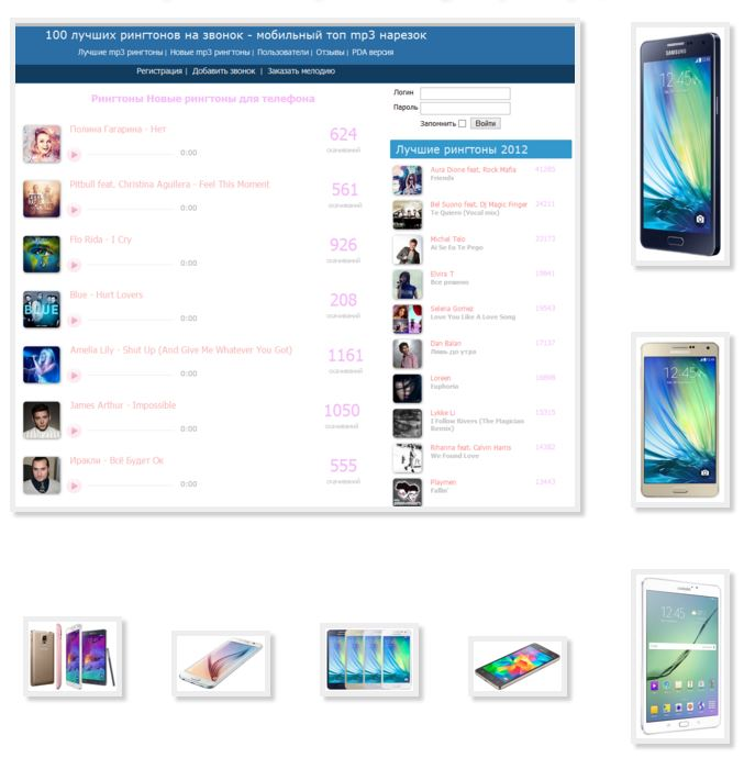 Download cut phone Samsung without registration