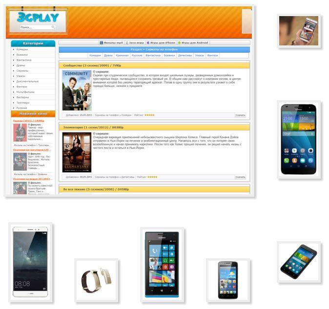 More 60 serials download phone Huawei
