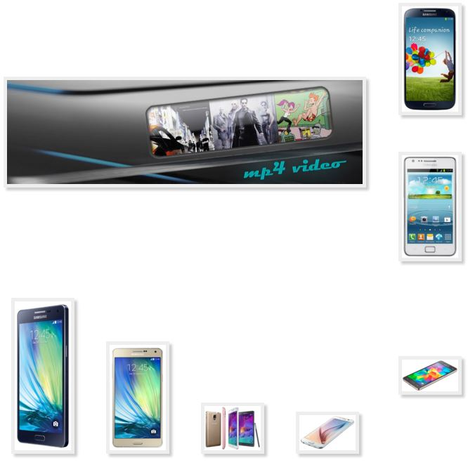 Download series phone Samsung mp4 format