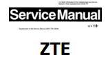 logo instruction phone ZTE
