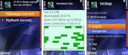 Download torrent phone