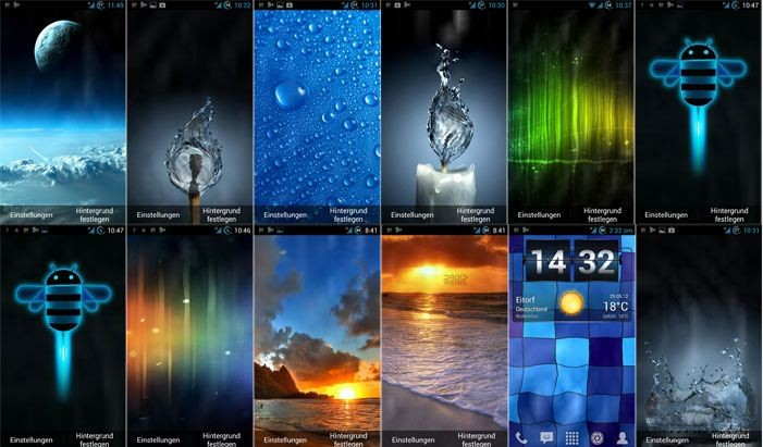 Photo and wallpaper on Samsung Duos, Galaxy core 2, c5, alpha