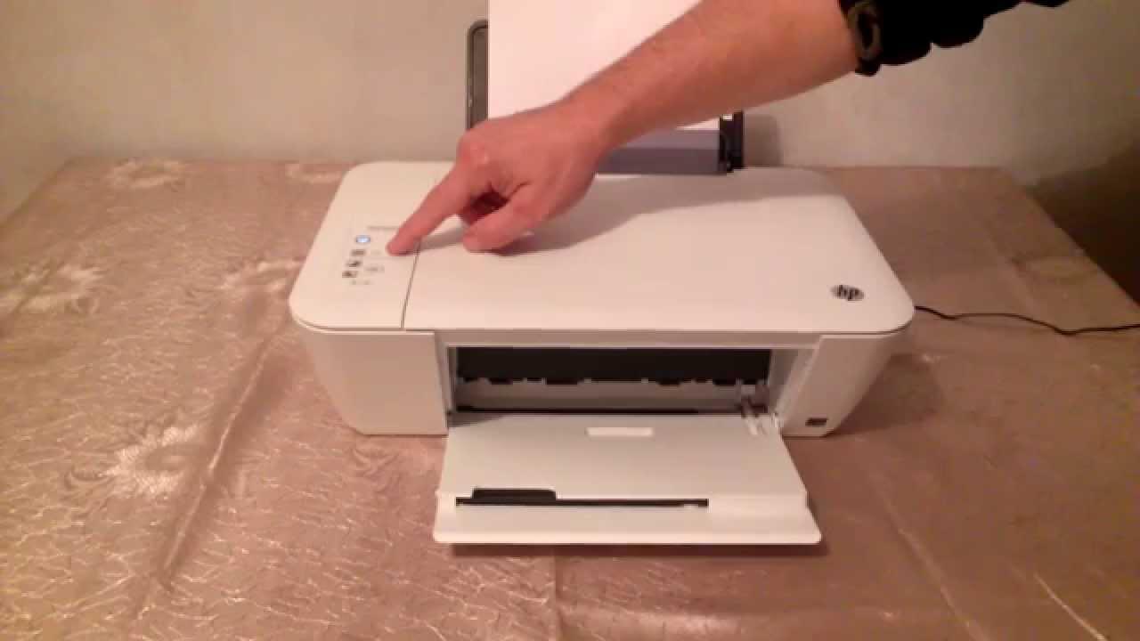 Why hp deskjet 2050, 1510 windows 7 does not print